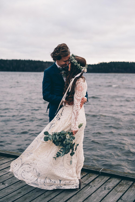 Novemberbröllop