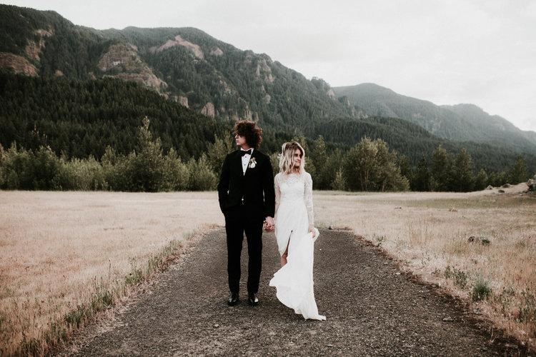 Bröllopsblogg bohemiskt bröllop