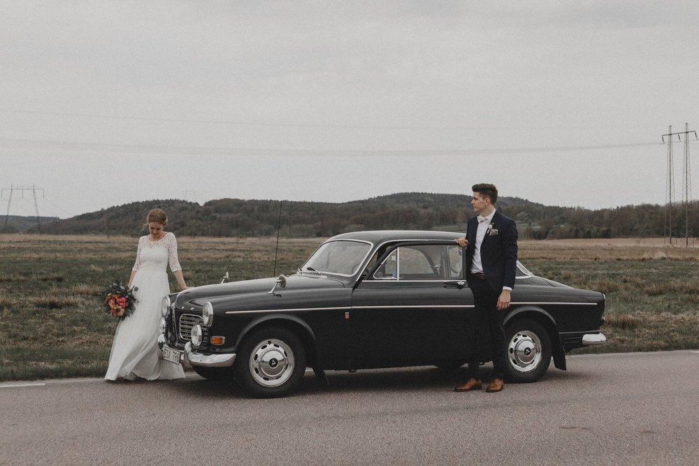 Bröllopsfotograf Linn Carlson