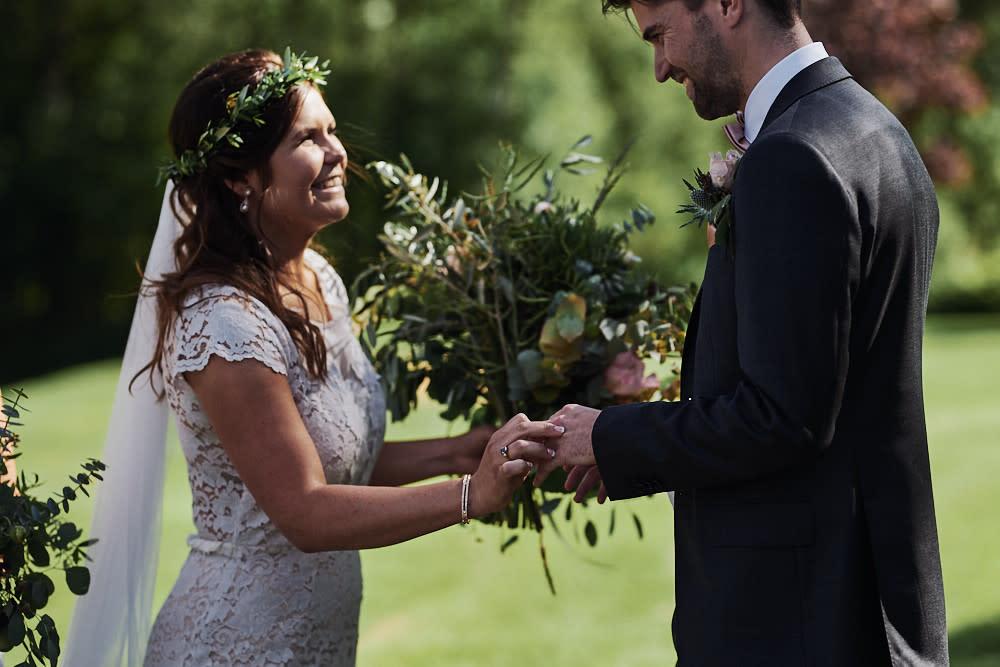 Vigsel bröllop blogg