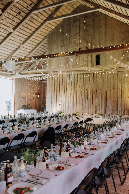 Festlokal bröllop lada