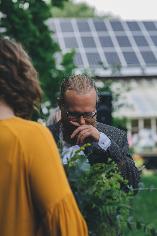 Bröllopsberättelse blogg