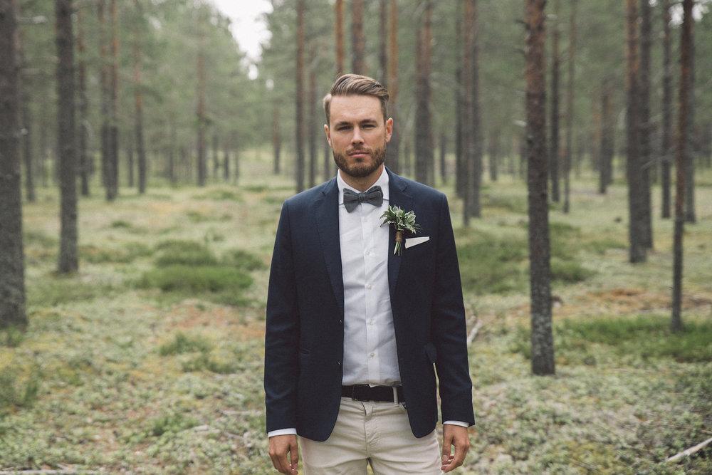 Kostym brölllop