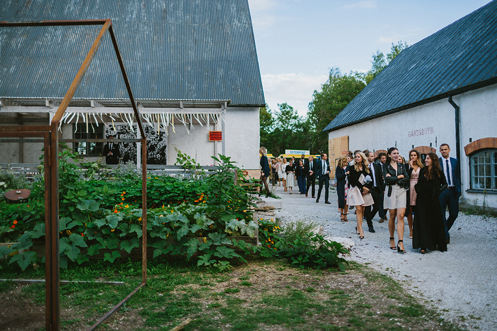 Visby bröllop