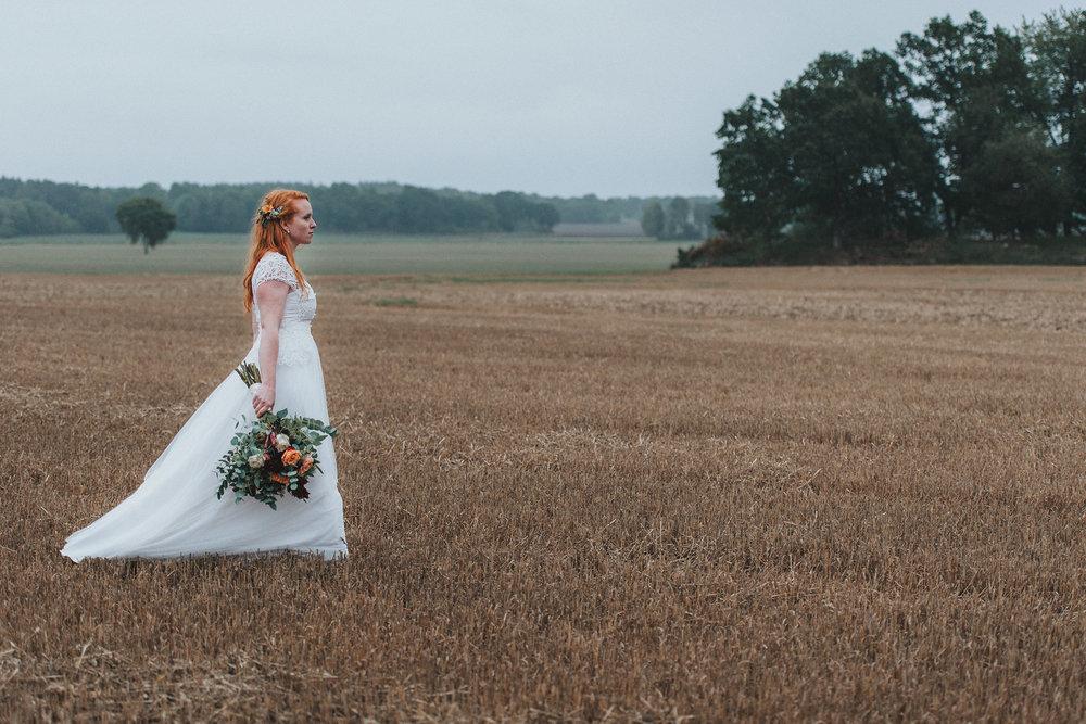Brudklänning svensk design