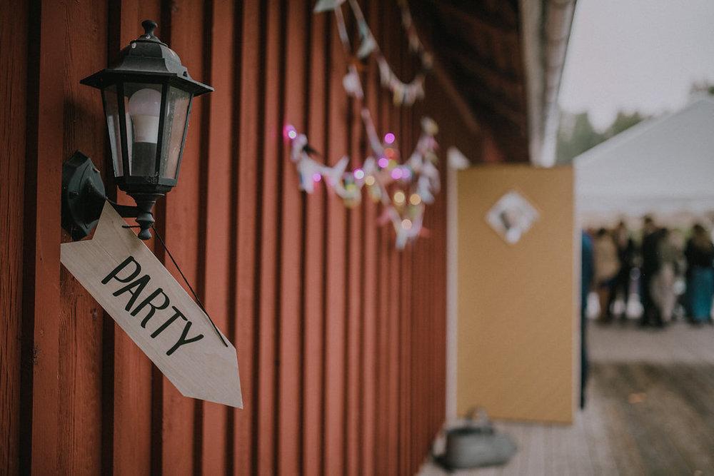 Bröllopsinspiration Lokal