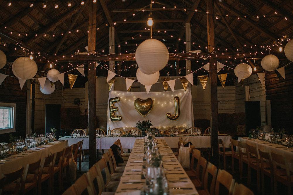 Lokal bröllopsfest