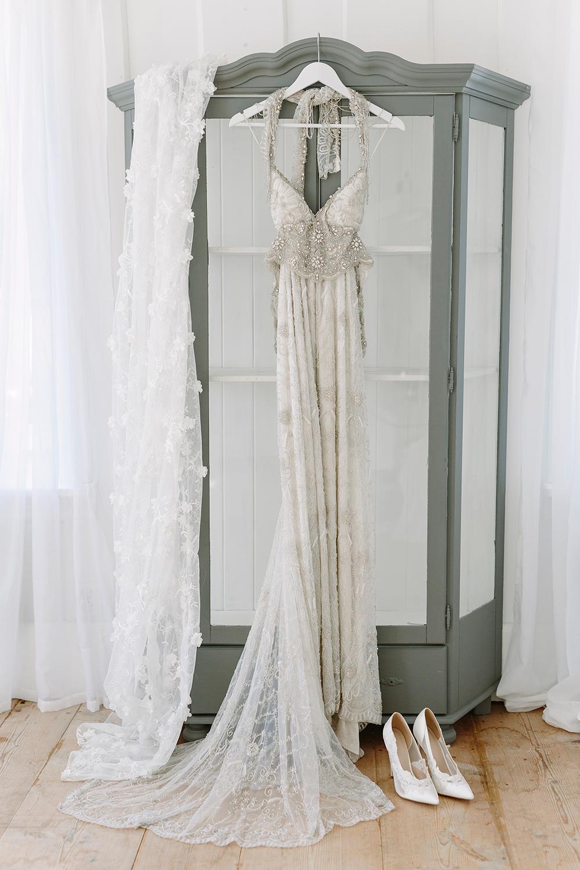 Brudklänning Anna Campbell
