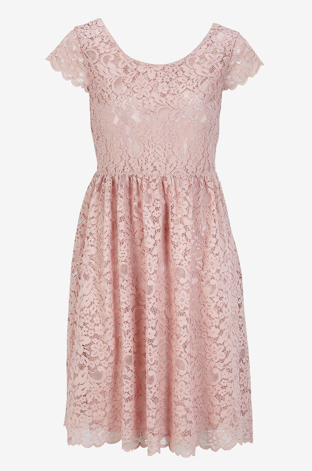 Spetsklänning , Ellos