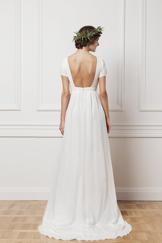 Elegant brudklänning , By Malina