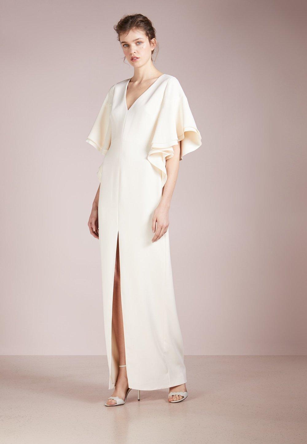 Klänning med slits , Zalando
