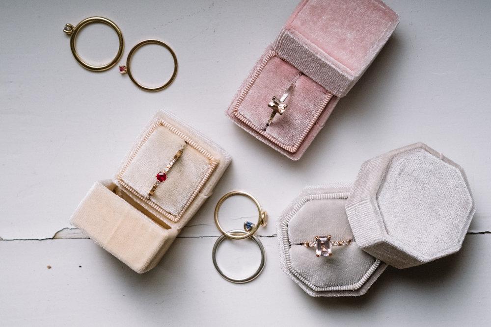 Jewelry + accessories -