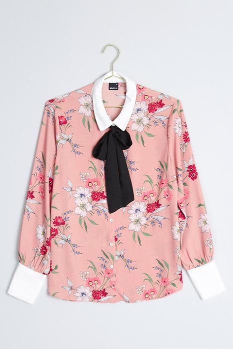Rosa skjorta , Gina Tricot