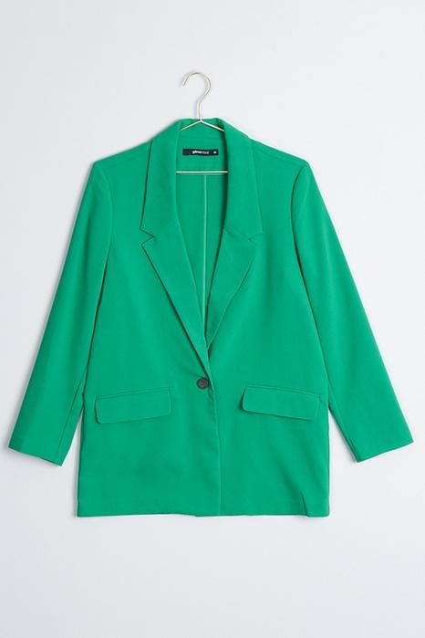 Grön kavaj , Gina Tricot