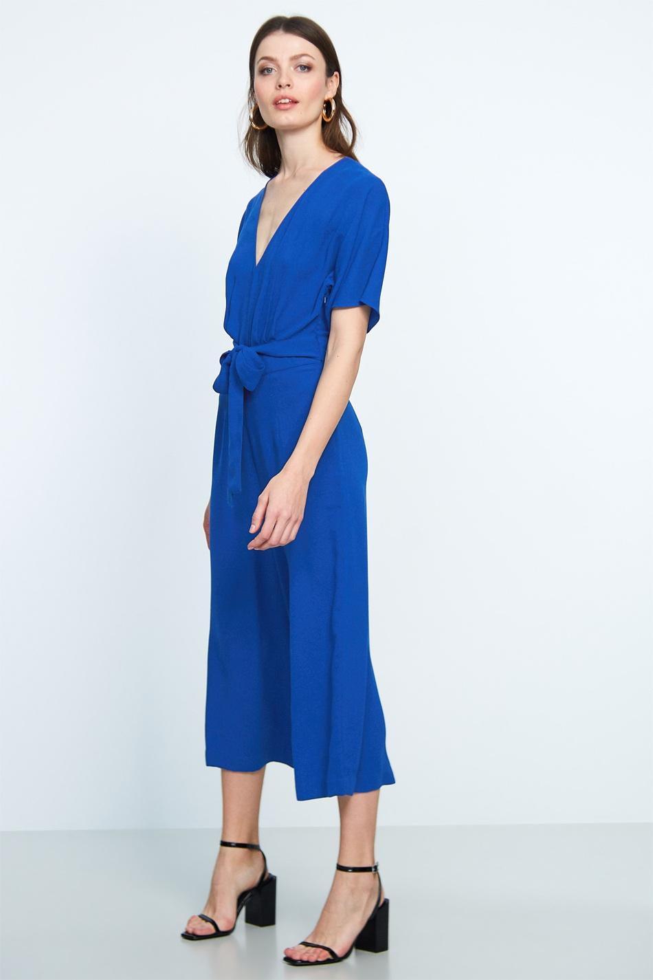Blå jumpsuit , Gina Tricot