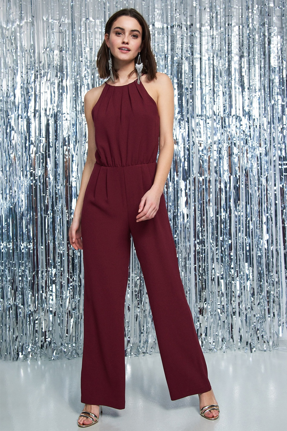 Lila jumpsuit , Gina Tricot