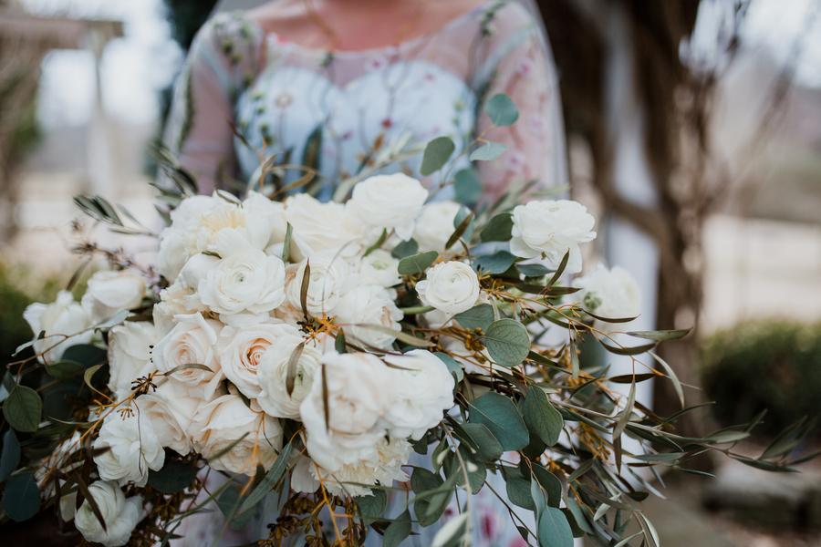 Bröllop+brudbukett