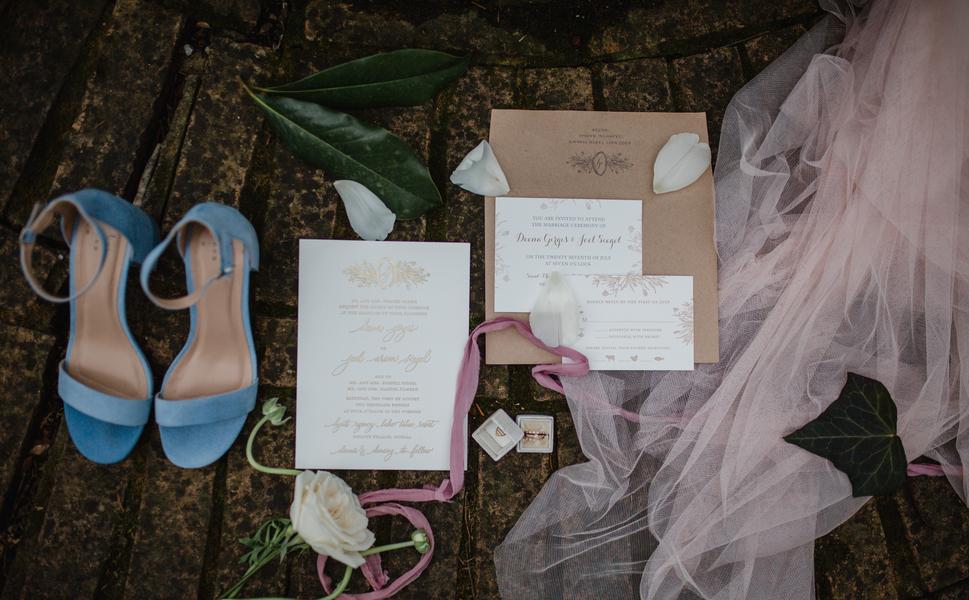 Bröllop+Trycksaker+Skor