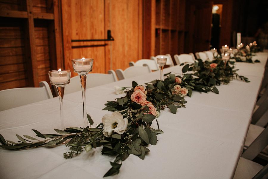 Bröllopsdekoration+lokal