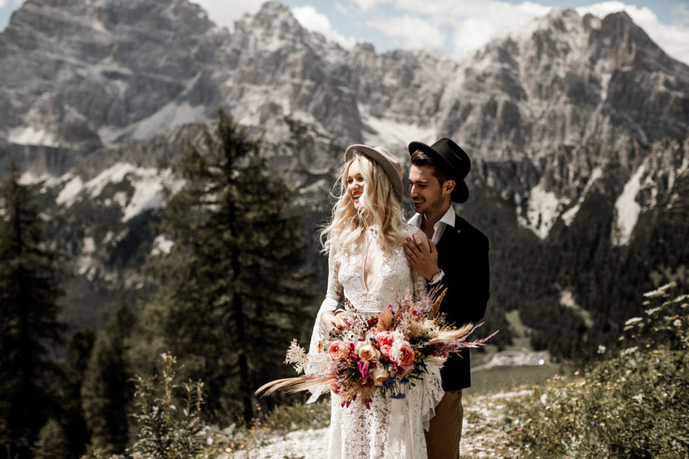 Bröllop+Elopement+brudbukett
