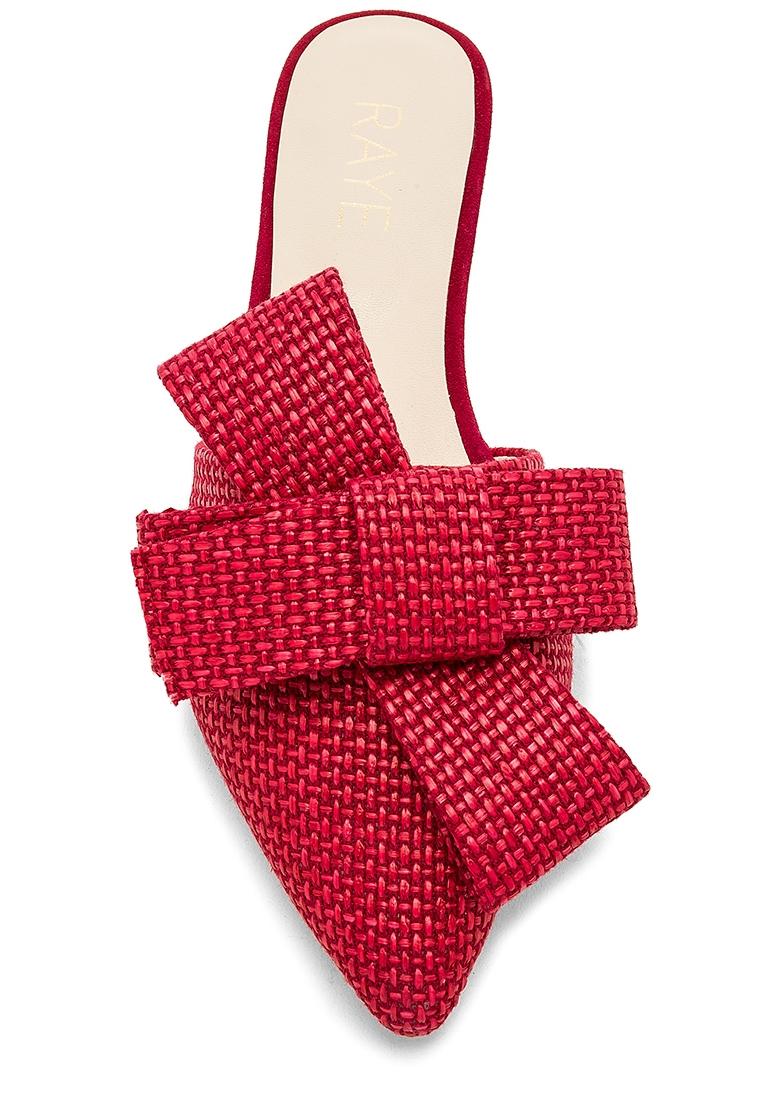 Röda skor , Revolve