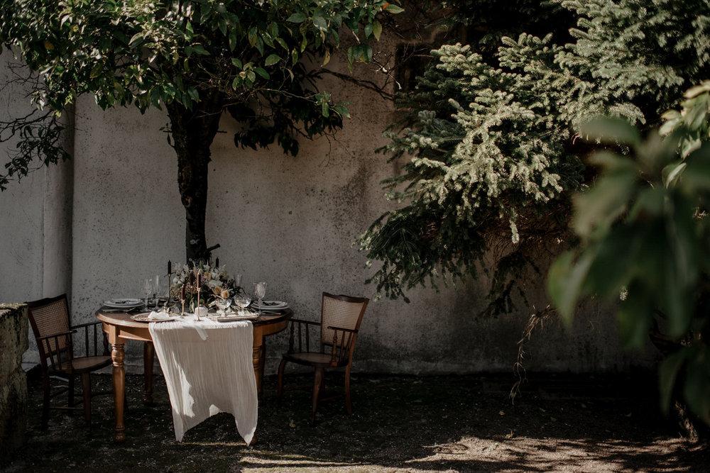 bröllop+dekoration+middag