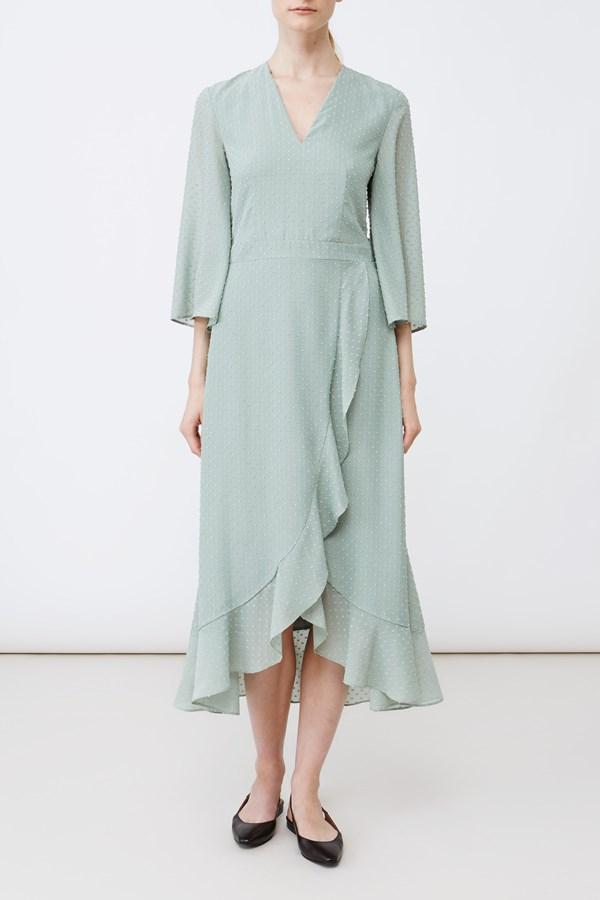 Mintgrön klänning,  Stylein