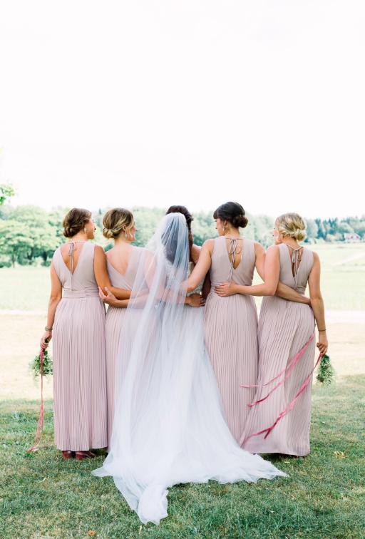 brudtärnor+bröllop+brudtärneklänningar