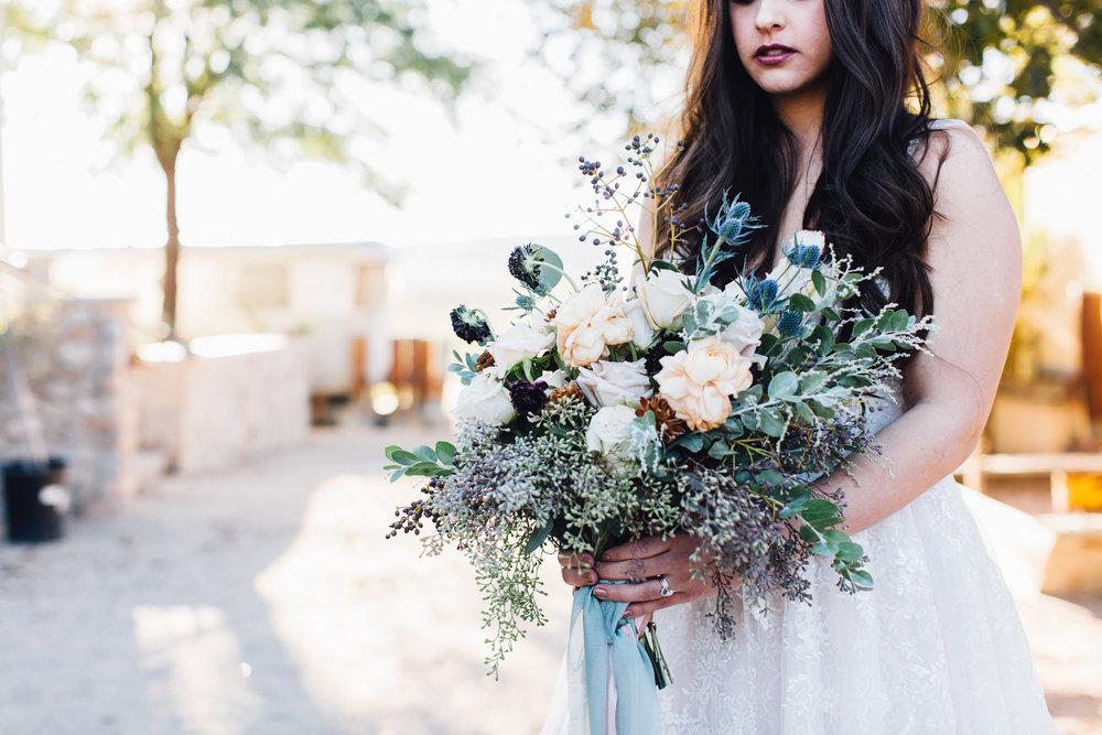 bröllop+mid+century+brud+blommor