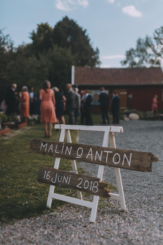 lantligt bröllop+ceremoni