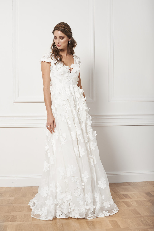 Brudklänning,  By Malina