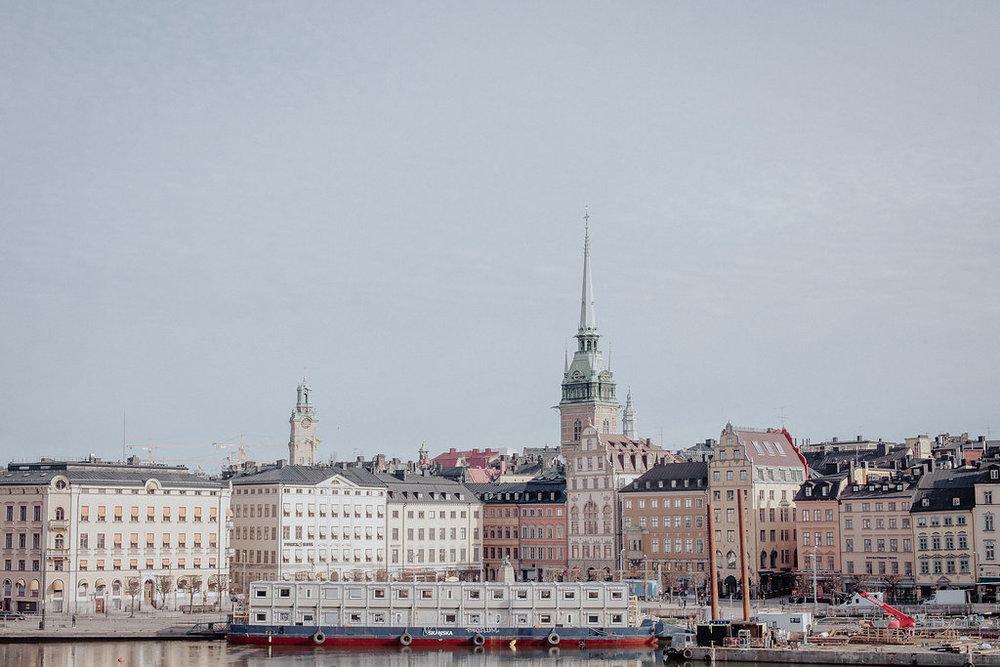 Stockholm stadshus bröllop