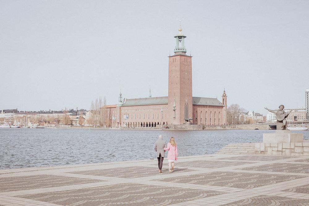Borglig vigsel Stockholm