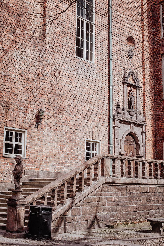 Borglig vigsel Stockholm stadshus