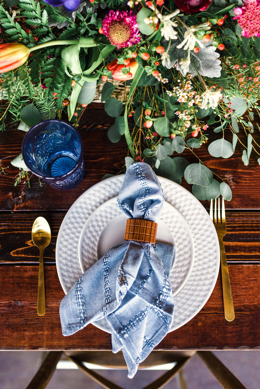 boho+bröllop+bordsdukning