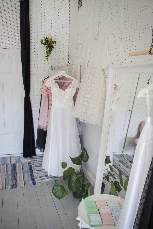 bröllopsbutik Umeå
