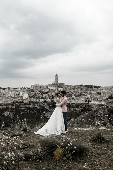 Rustik och romantisk bröllopsinspiration från södra Italien -