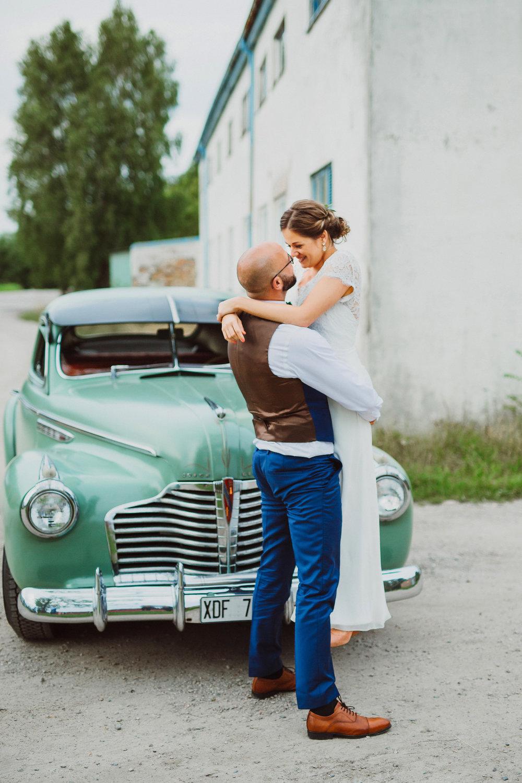 Färgglatt och rustikt bröllop: Anna + Peter  // Fotograf: Isabell N Wedin