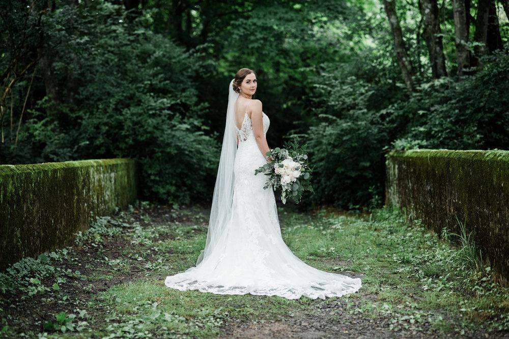 bröllop+inspiration+brudklänning+slöja