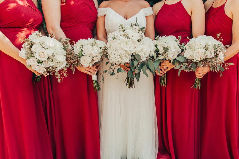 bröllop+brud+brudtärna+bukett