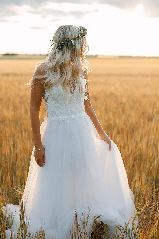 brudklänning+spets+bröllop+bohemisk+lantligt