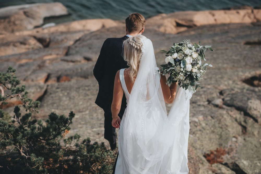 brudpar + bröllop + bröllopsblogg