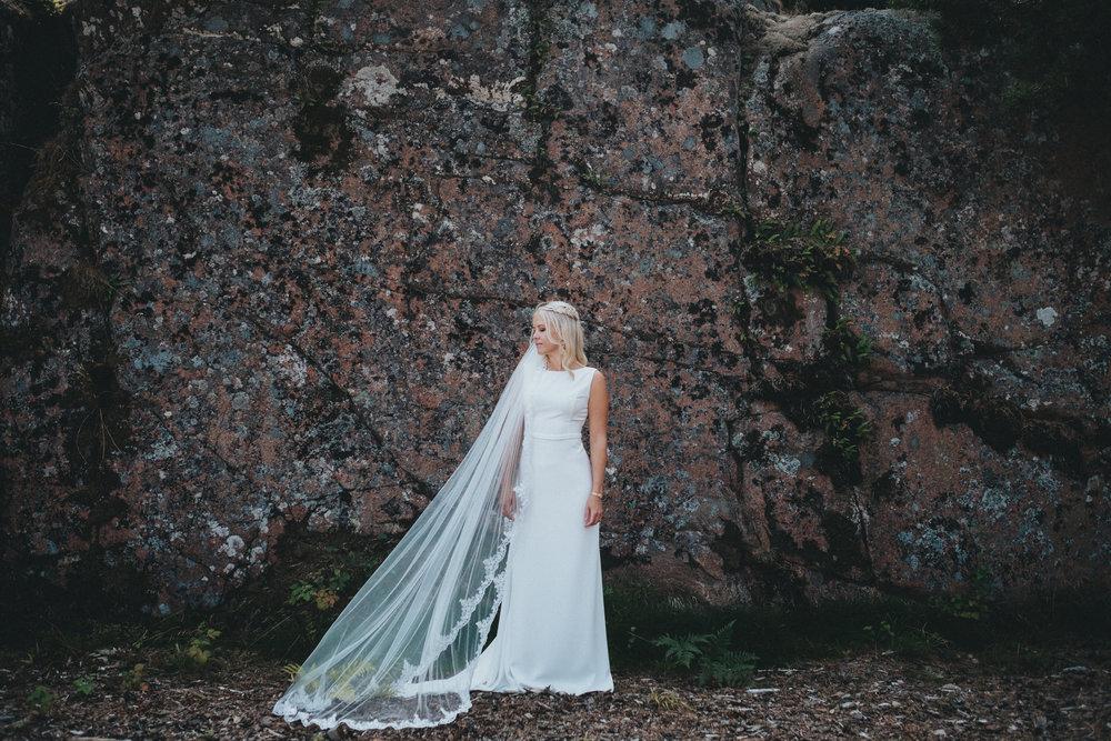 brudklänning + bröllopblogg