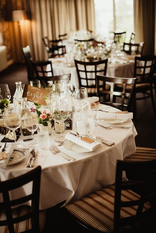 dukat bord bröllop