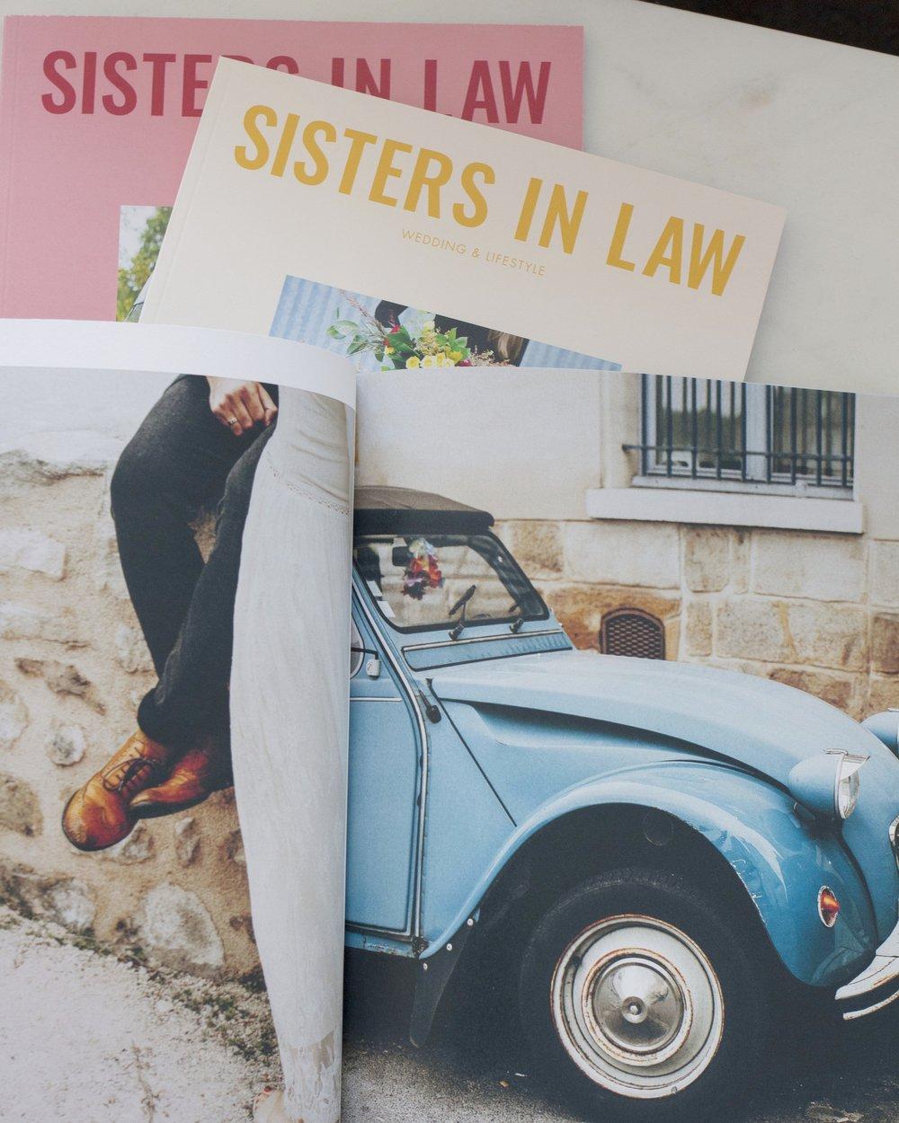 Sisters in Law bröllop