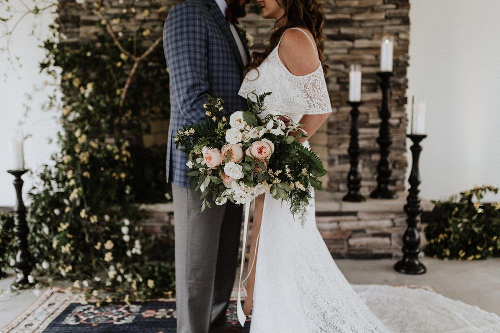 bröllop+boho+brudbukett+blommor