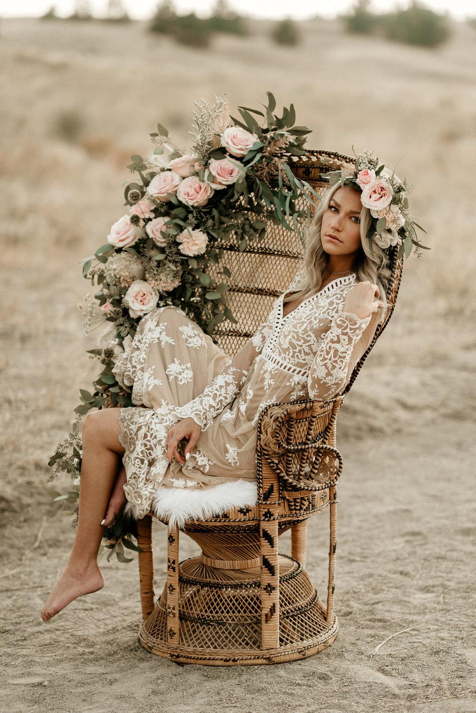 boho+brudklänning+bohemisk+klänning+florist