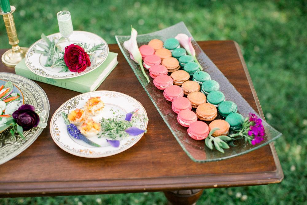 bröllop+bohemisk+bakelser