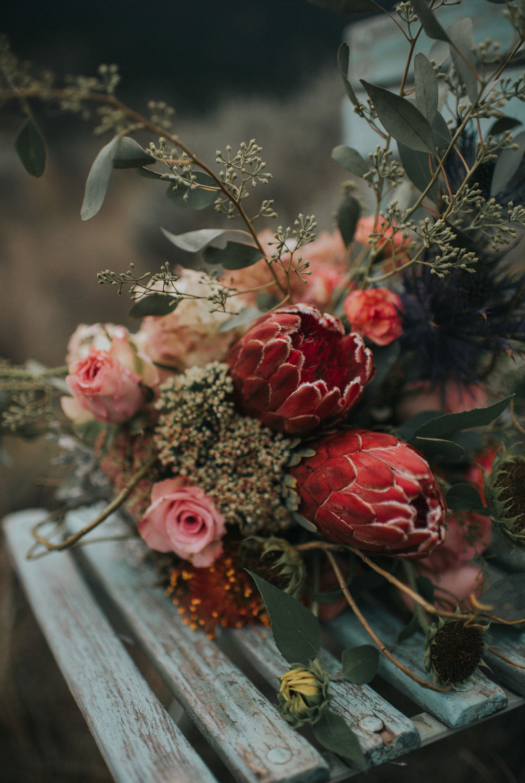 bröllop+boho+öknen+brudbukett
