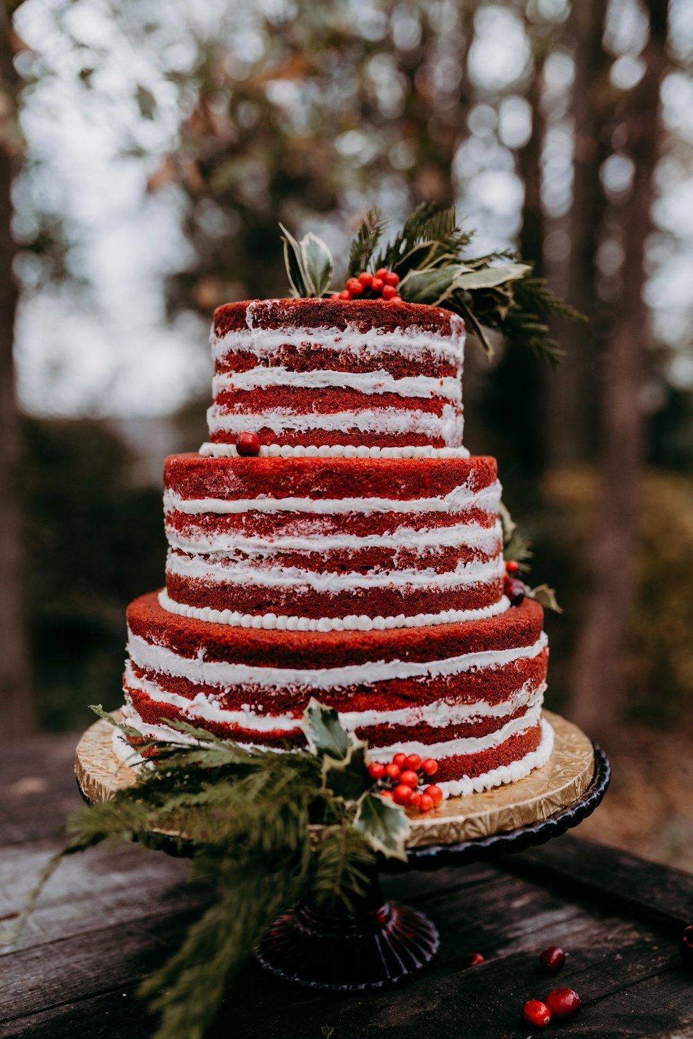 bröllop+rustikt+vintage+dukning+tårta